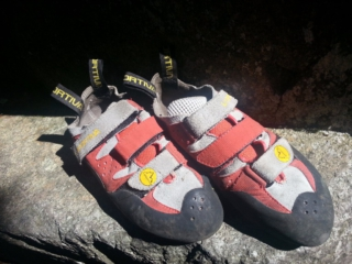 Lezečky na suchý zip LaSportiva