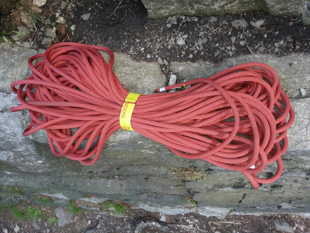 Horolezecké lano Tendon