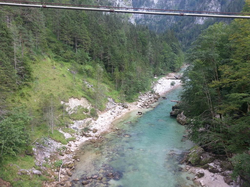 Řeka Salza