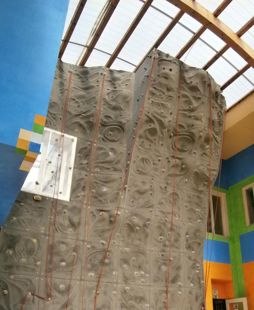 lezení na umělých stěnách c7a91e13323