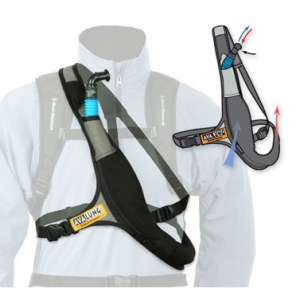 Dýchací lavinový přístroj avalung