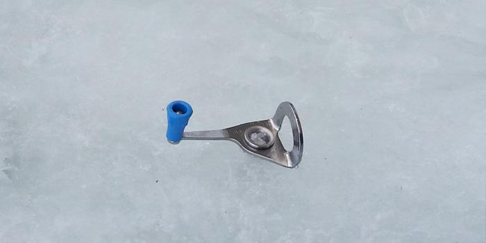 Šroub do ledu