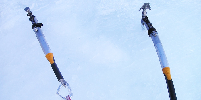 199a67b4d98 Vybavení na ledovcové lezení