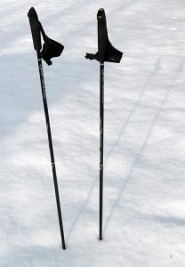 Běžecké hole pro nordic running