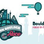 Boulder race banner