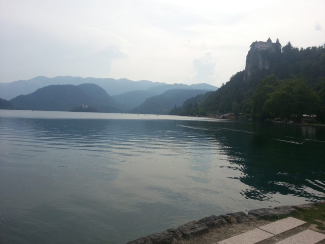 Jezero Bled a Blejski hrad