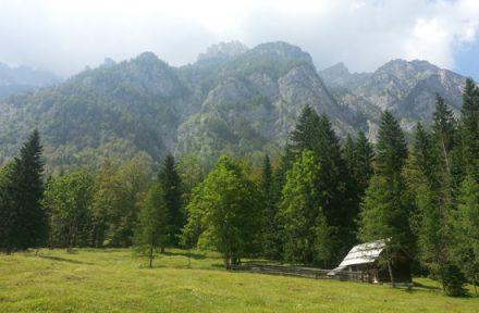 Národní park Triglav Julské Alpy