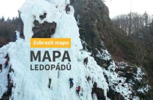 Kam na ledopády v Čechách