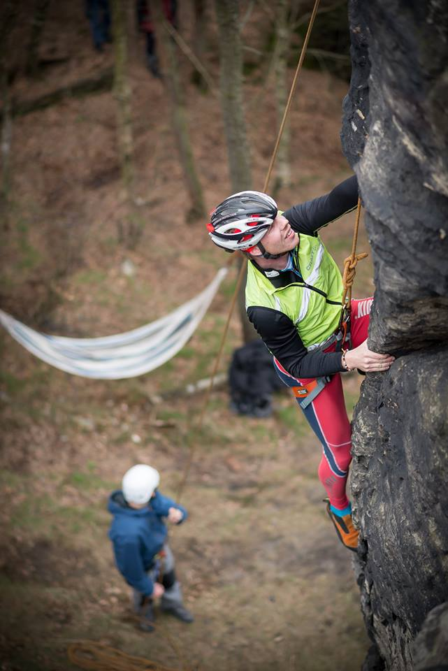 Disciplína - sportovní lezení