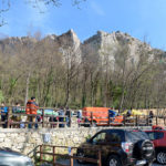 Nový kemp Monte Cucco ve Finale Ligure