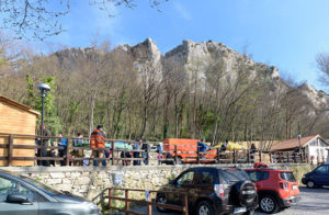 Horolezecký kemp Monte Cucco zpoplatněn