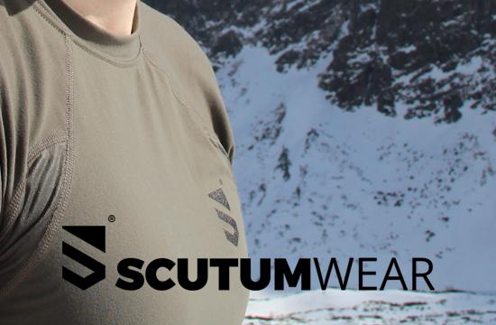 Funkční triko SCUTUM Wear v Tatrách