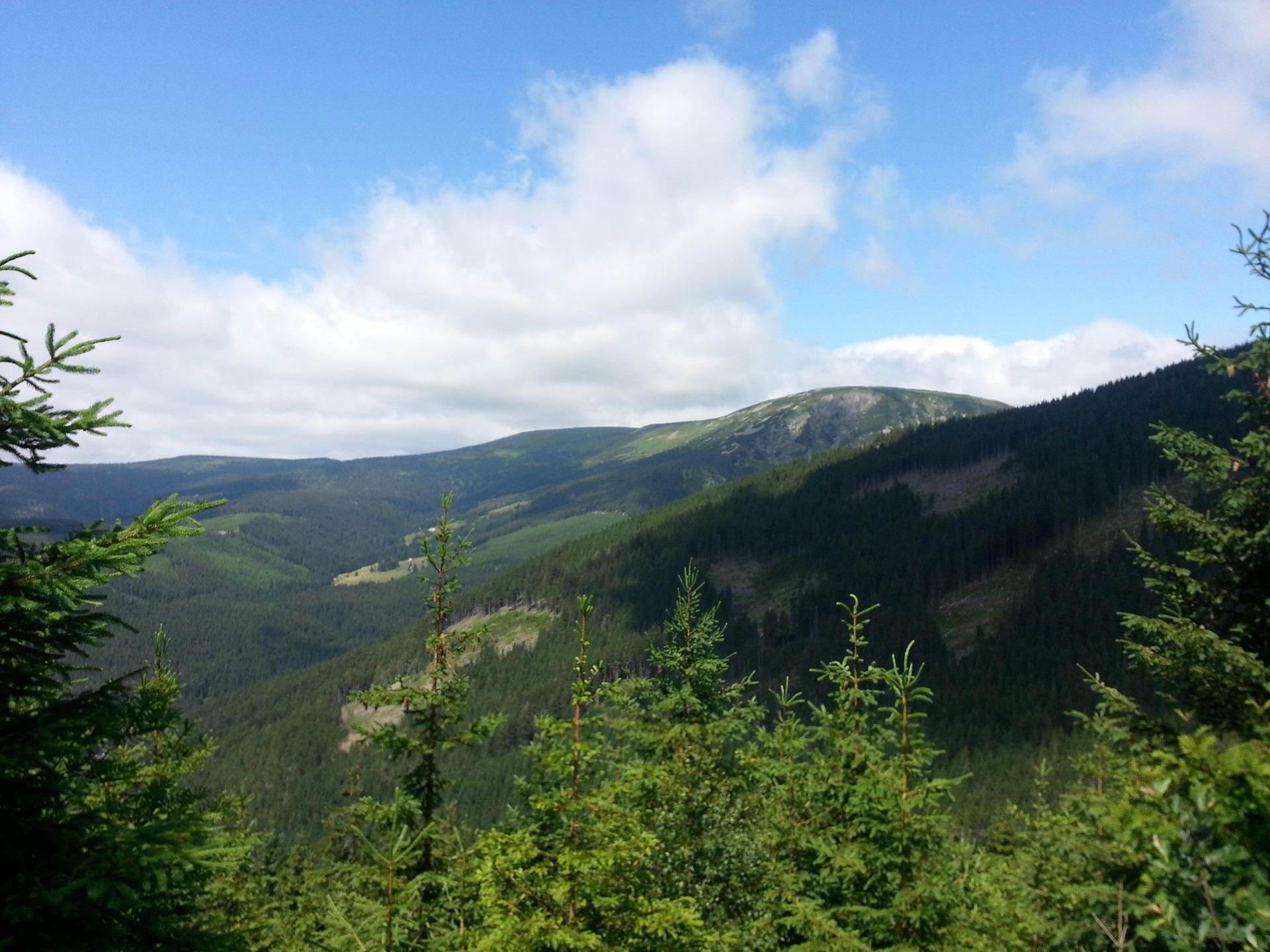 Krkonošské hory