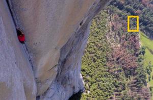 Alex Honnold: free solo na El Capitana