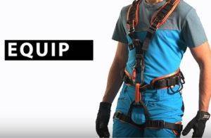 Equip – novinka ve světě lezeckého vybavení
