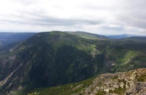 Obří důl v Krkonoších
