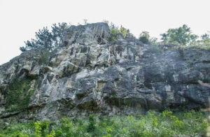 Nová lezecká oblast Tetínské skály