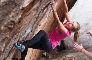 Pískovcové lezení s magnesiem nebo bez?