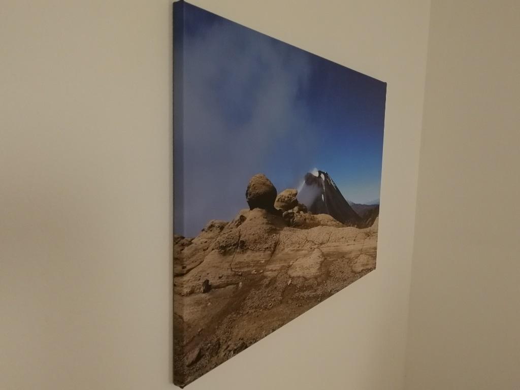 Fotoobraz Mount Doom na stěně
